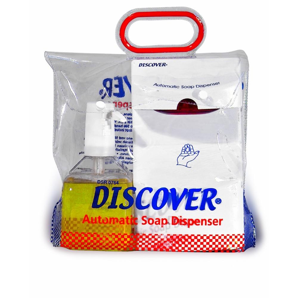 Discover Sıvı Sabun Makinesi ve Yedek Sabun Hediyeli